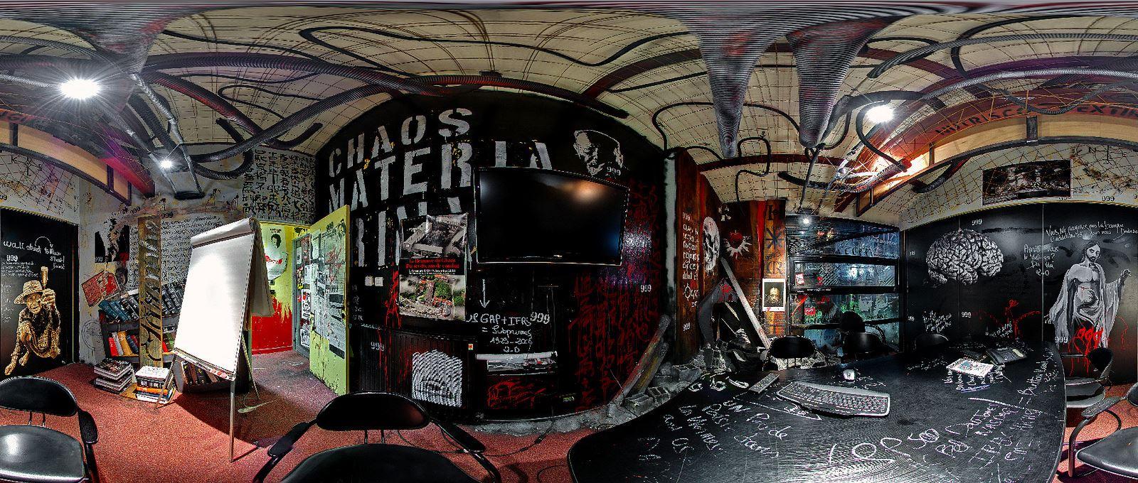 La Maison du Chaos