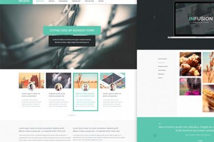 10 templates HTML5 et CSS3 à télécharger gratuitement