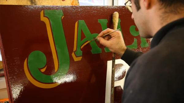 21st Century Victorian Sign Painters
