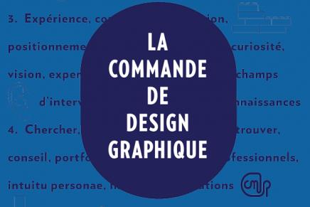 À télécharger : le guide de la commande de design graphique