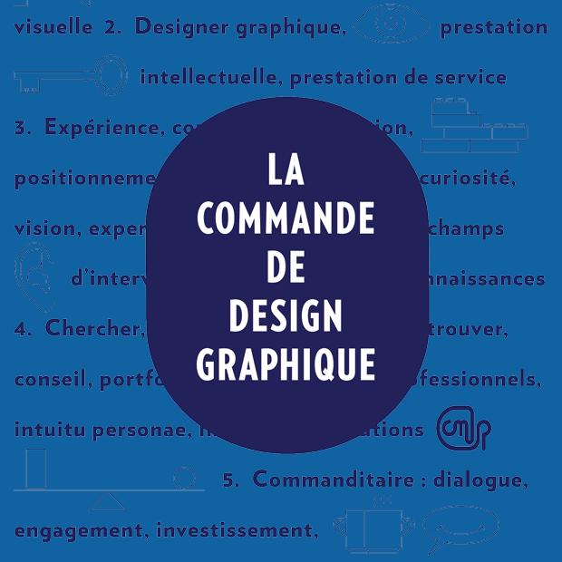 Guide : « La commande de design graphique »