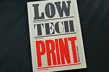 Un peu de lecture #6 | Low Tech Print