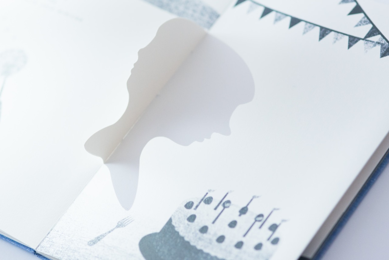 motion silhouette book