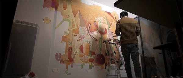 Nicolas Barrome W2P studio