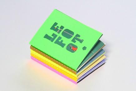 Les dépliables – Une série de livres par Julie Stephen Chheng