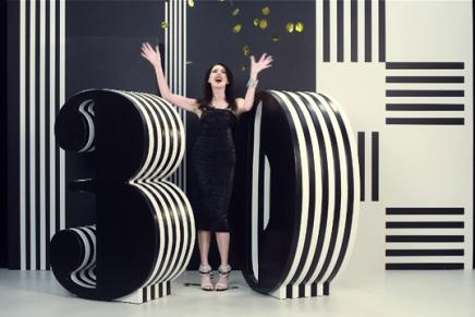 30 ans de logo Canal+
