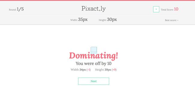 Pixact