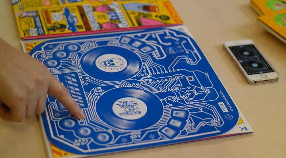 DJ QBert Vinyl cover