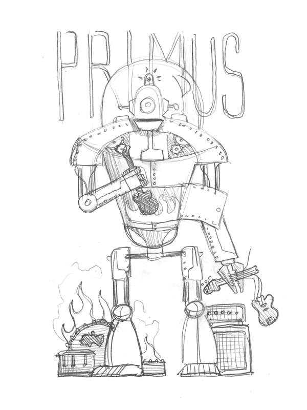 DKNG Primus poster