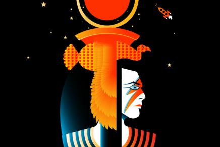Pharapops : la pop culture croquée par les pharaons