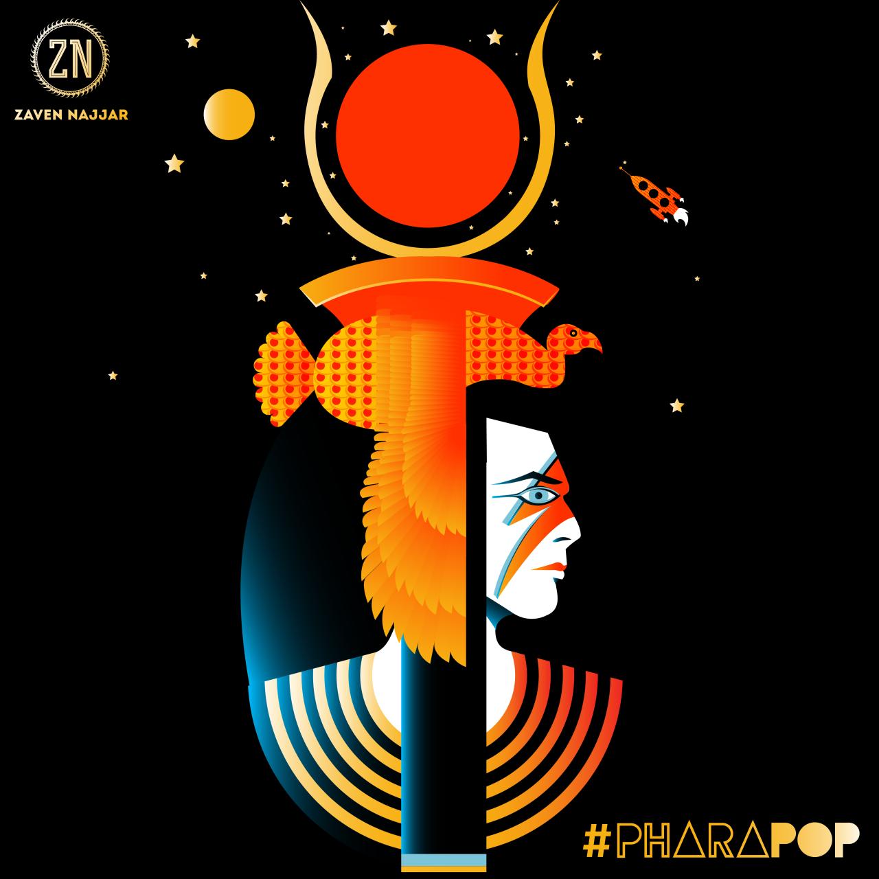 Pharapops David Bowie
