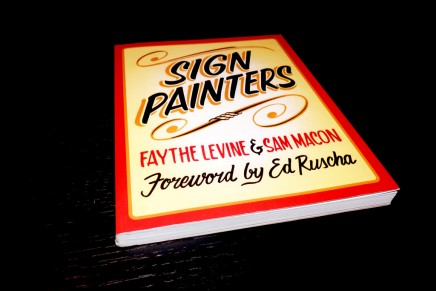Un peu de lecture #7 | Sign Painters