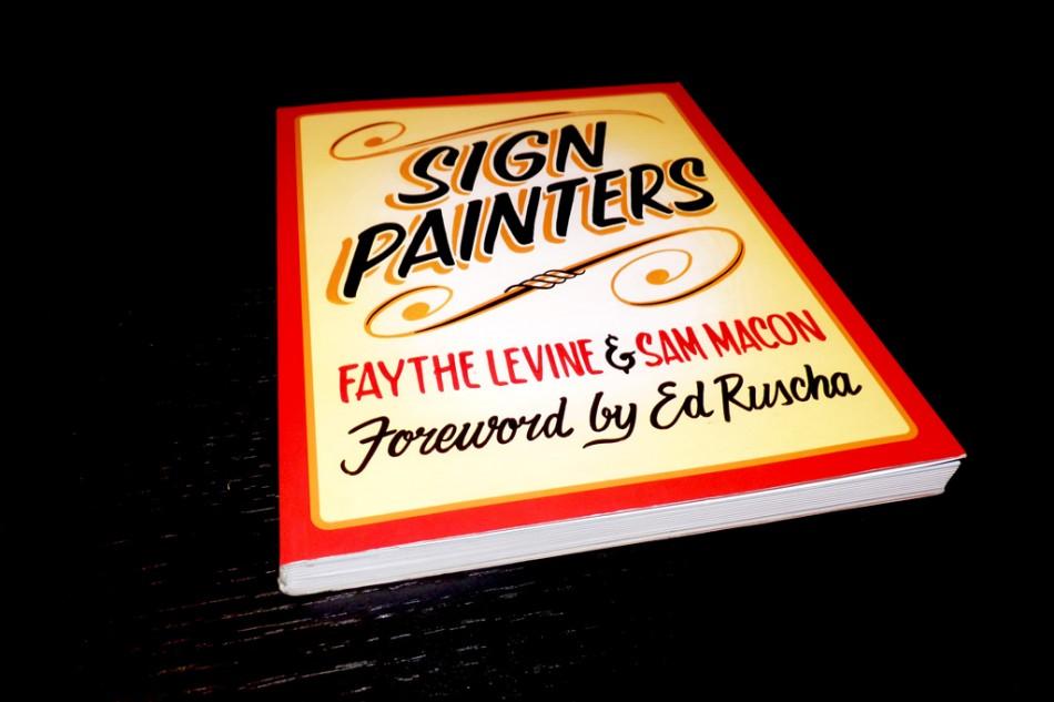 Un peu de lecture #7 | Sign Painters