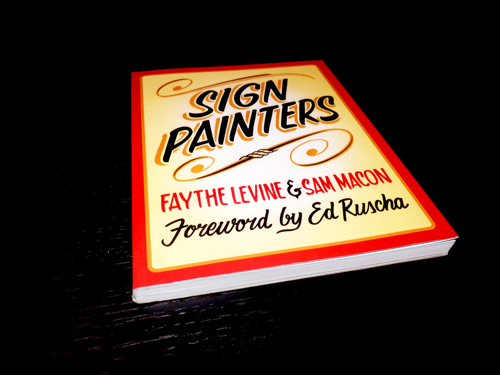 Sign Painters livre