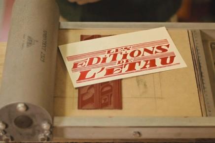 Les éditions de l'Étau : le process
