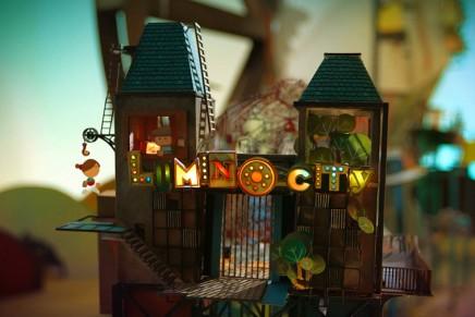 Lumino City, le jeu vidéo fait à la main