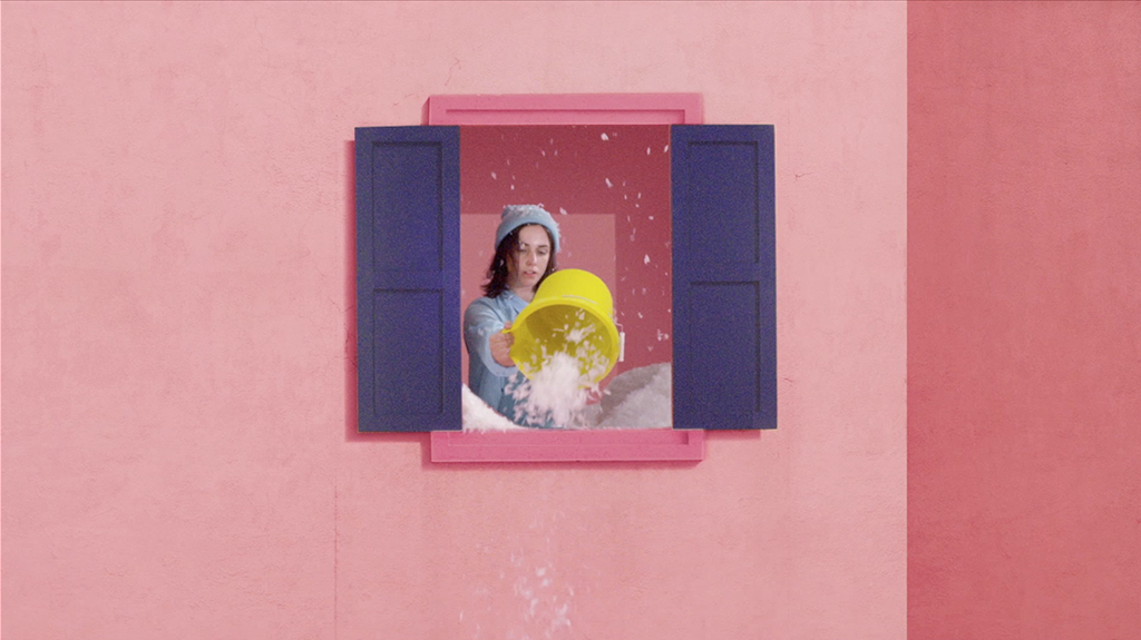 A Very Short Film is a film by Vallée Duhamel