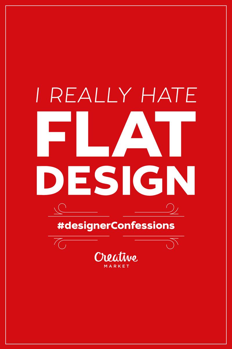 Designer confession