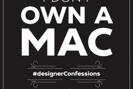 Les confessions du designer graphique
