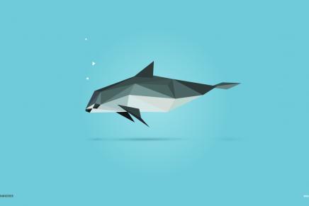 In pieces, les animaux en voie de disparition codés en CSS