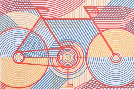 Artcrank, sérigraphie et vélo