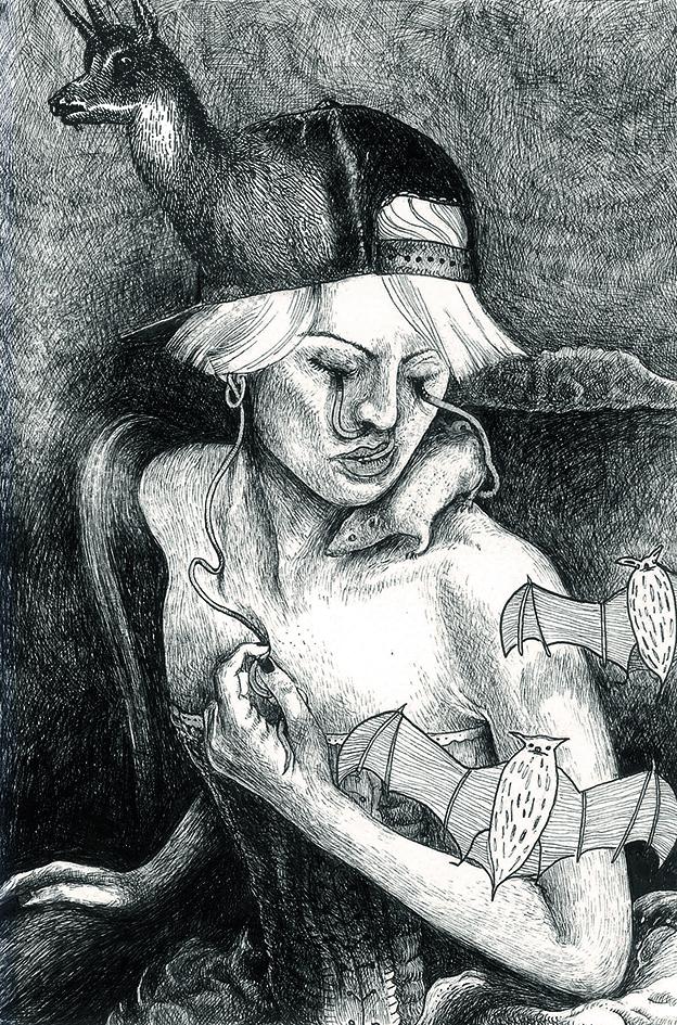 Guil Godier illustration Nantes