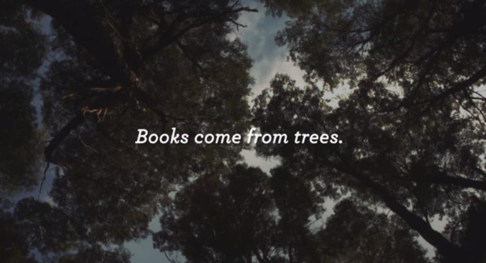 Tree book Tree, livre écologie