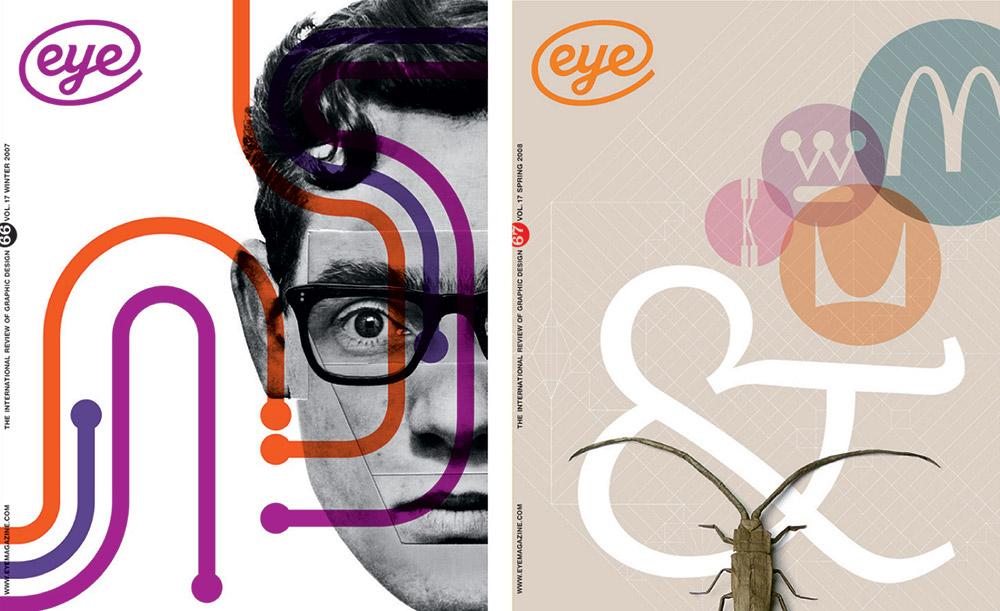 Eye magazine couverture