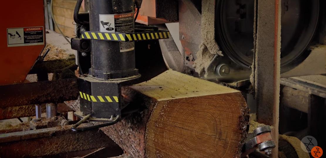 Larch Wood Planche à découper