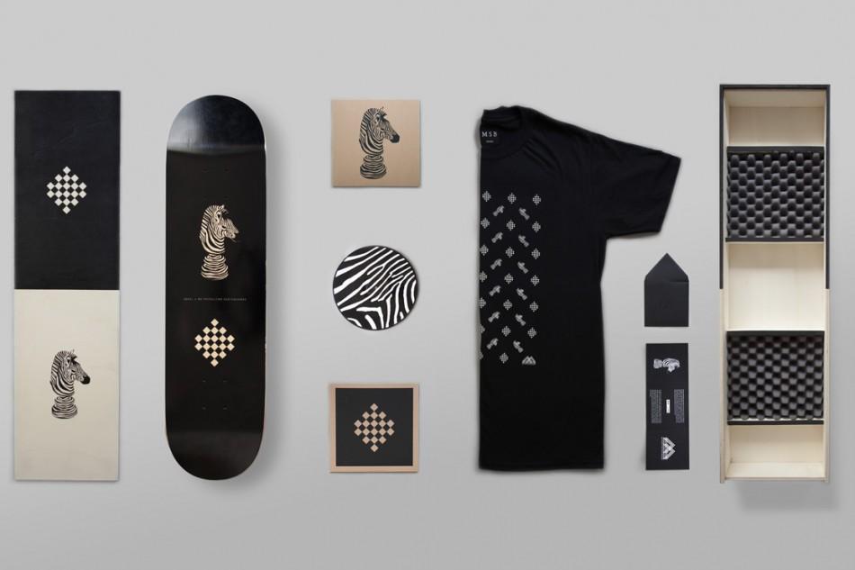 Metropolitan Skateboard X syl20