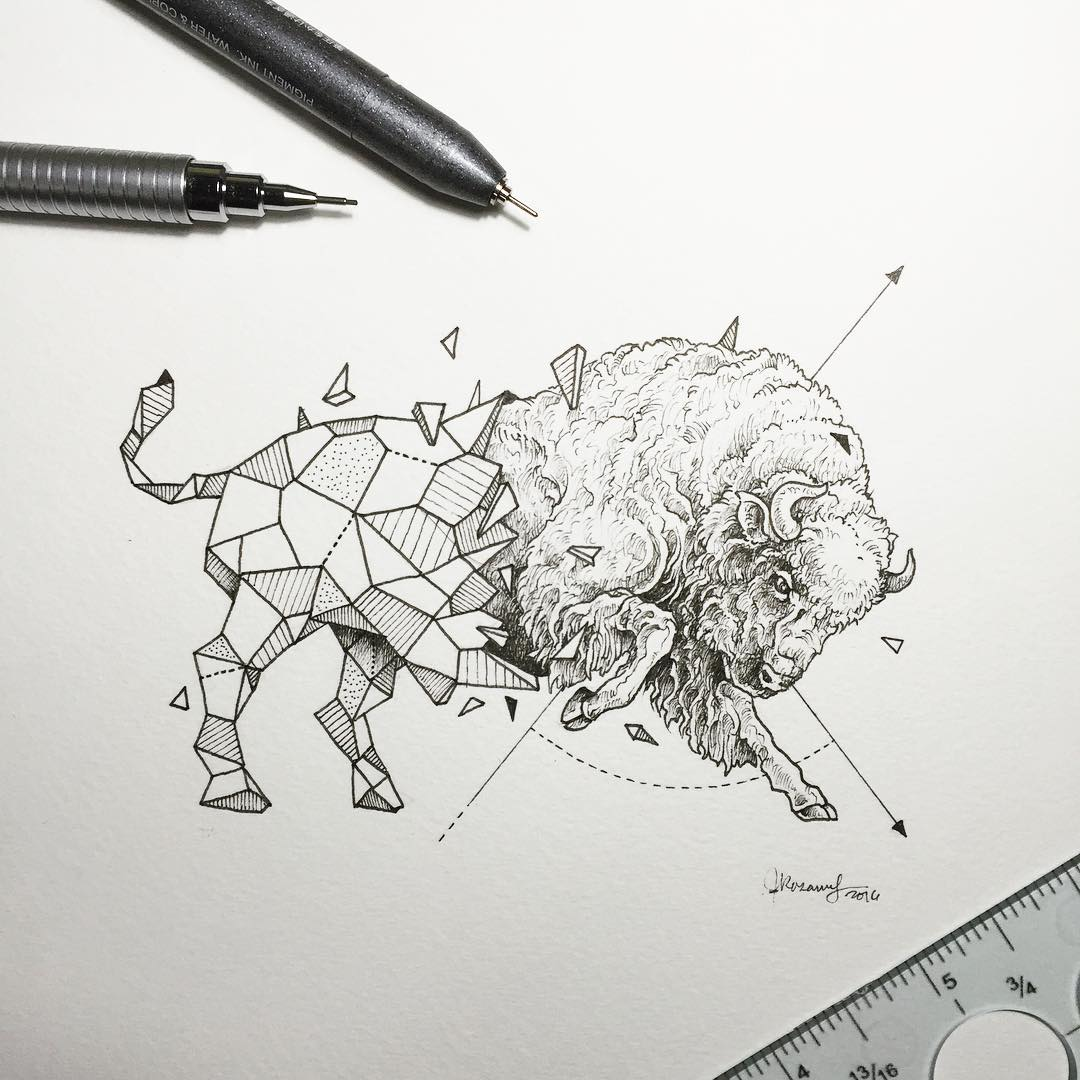 Abstract Geometric Kerby Rosanes