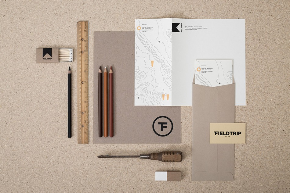 Fieldtrip BleuBlancRouge Branding