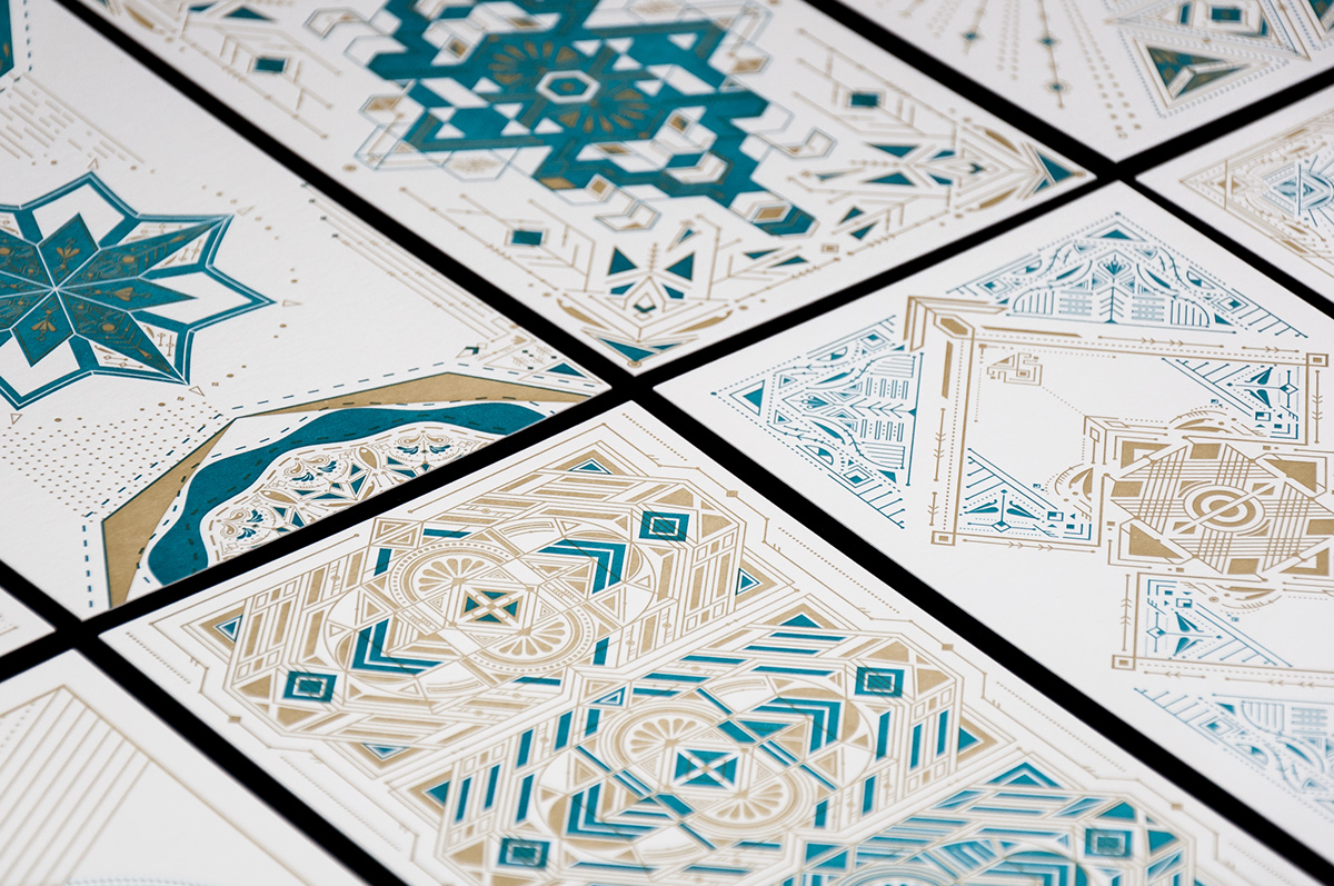 Marianne Yoshiyassu Stellarum Letterpress Sao Paulo