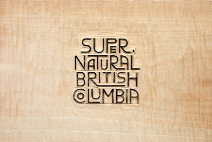Super, Natural British Columbia, magnifique rebranding par Ethos