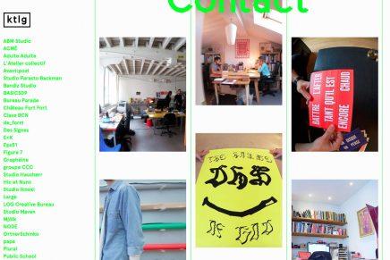 Katalog : entrez dans les studios de design graphique