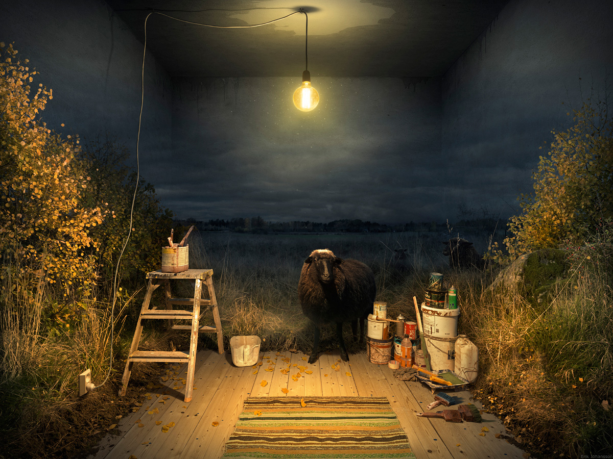 Erik Johansson Closing Out