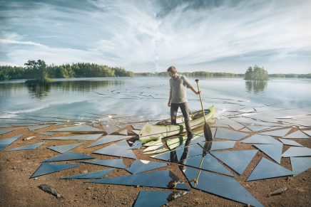 Les coulisses de la photo manipulation de Erik Johansson