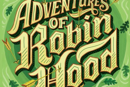 Le lettering coloré de Mary Kate McDevitt