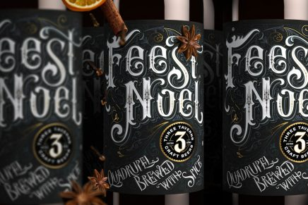 Inspiration Packaging | Feest Noel par Anton Burmistrov