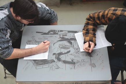 La lithographie gargantuesque d'Ugo Gattoni et Mcbess : Sweetbread
