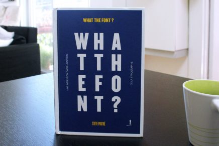 Un peu de lecture #10 | What the font ?