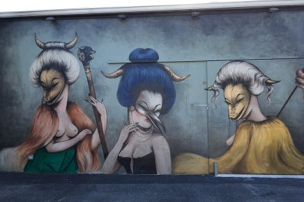Une visite au Wynwood Art District à Miami