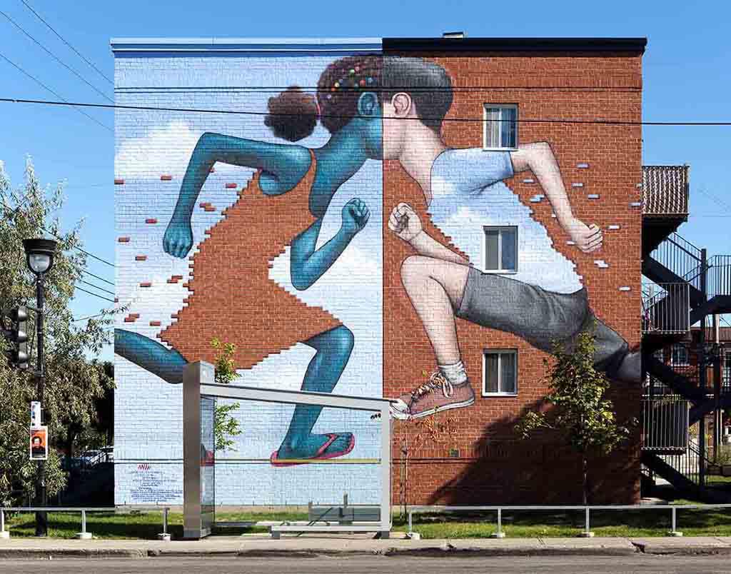 seth montreal street art