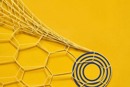 Inspiration graphique | Couleurs et carton pour la promo du Parc Olympique de Montréal