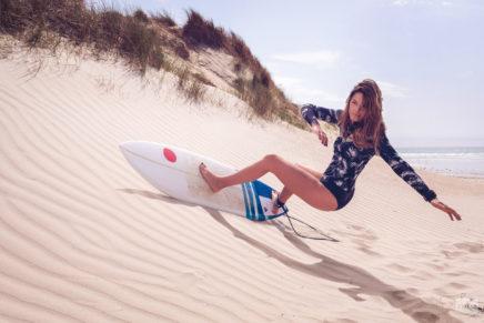 Beach Playground, poésie aérienne par Nicolas Bigot